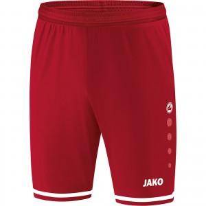 Jako Herren Sporthose Short Striker 2.0 chili rot/weiß/weiß 4429