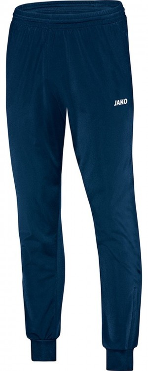 Jako Polyesterhose Jogginghose Trainingshose Classico nightblue 9250
