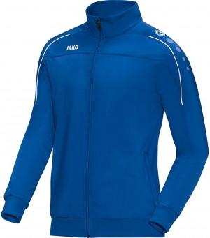 Jako Kinder Polyesterjacke Trainingsjacke Classico royal blau 9350