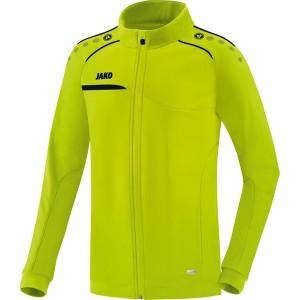 Jako Kinder Jacke Trainingsjacke Prestige lemon/marine 9358 Gr.164