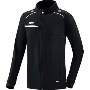 Jako Jacke Trainingsjacke Prestige schwarz/weiß 9358