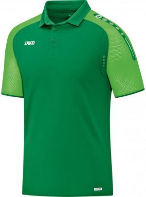 Jako Herren Poloshirt Polo Champ sportgrün soft green grün 6317
