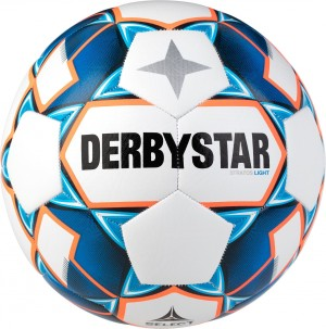 Derbystar Fußball Stratos Light Gr.5 350g Modell 2020