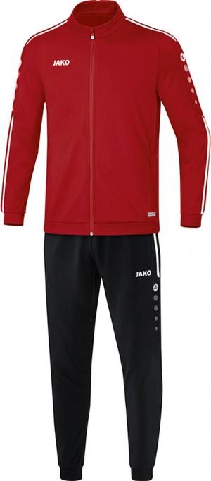 Jako Kinder Trainingsanzug Striker 2.0 chili rot/weiß M9119
