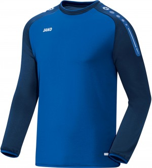 Jako Sweatshirt Sweat Champ royal blau 8817