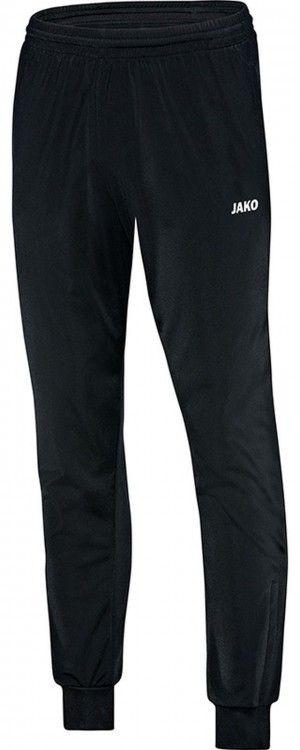 Jako Polyesterhose Jogginghose Trainingshose Classico schwarz 9250