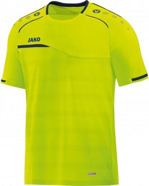 Jako Herren T-Shirt Prestige lemon/marine 6158