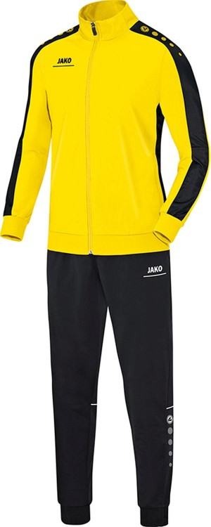 Jako Polyesteranzug Trainingsanzug Striker citro/schwarz