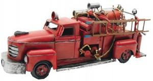 Feuerwehr-LKW Historisches Feuerwehrfahrzeug