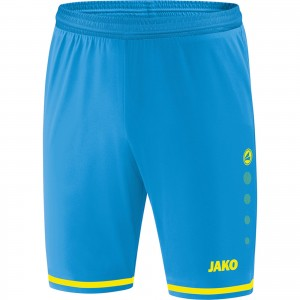 Jako Kinder Sporthose Short Striker 2.0 JAKO blau/neongelb 4429