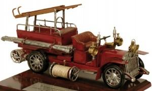 Schlauchwagen Historisches Feuerwehrfahrzeug