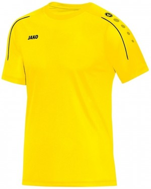 Jako T-Shirt Classico citro 6150