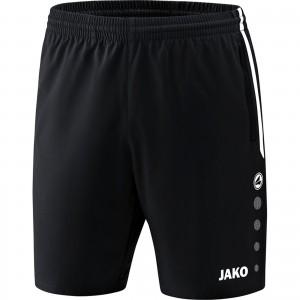 Jako Damen Sporthose Short Competition 2.0 schwarz/weiß 6218