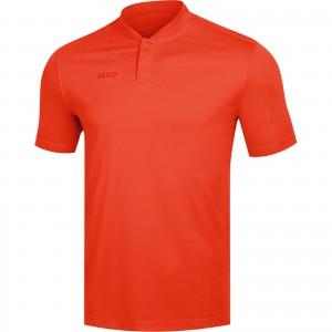 Jako Damen Poloshirt Polo Prestige flame 6358