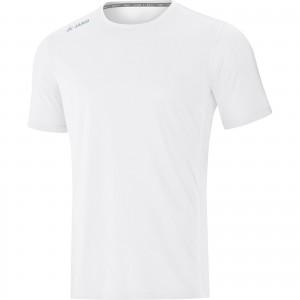 Jako Kinder Funktionsshirt Laufshirt T-Shirt Run 2.0 weiß 6175