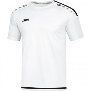 Jako Kinder T-Shirt Striker 2.0 weiß/schwarz 4219